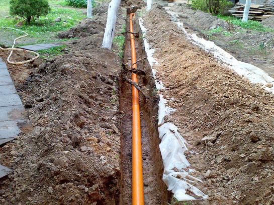 зимний водопровод