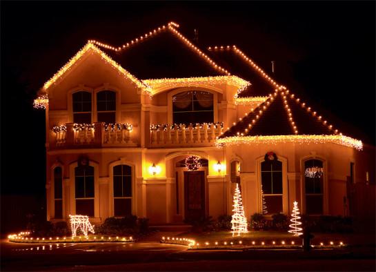 Оптоволоконная подсветка фасада