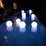 Плавающие светильники