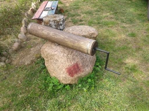 Барабан для домика для колодца