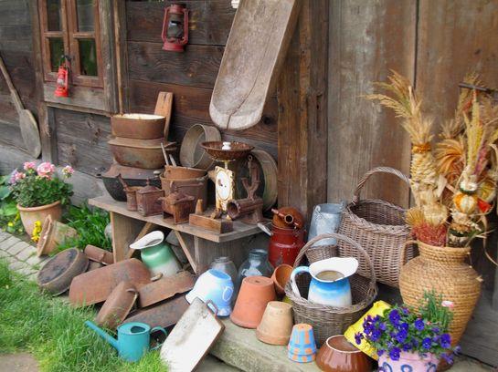 дизайн в дома в деревне
