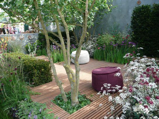 обустройство садового участка и дизайн