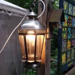 уличный фонарь своими руками