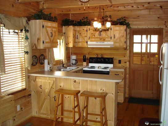 кухни для дачи